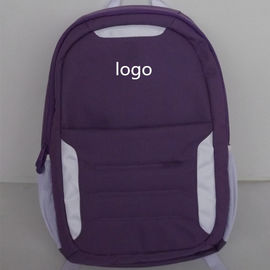 China Promotional Purple Outdoor Sports Backpack / Sports Back Pack for Hiking factory