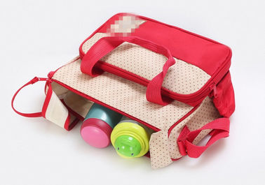Multicolored Yummy Mummy Baby Diaper bags Changing with One Inner Pouch