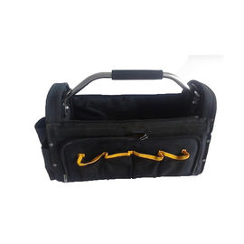 Multi Purpose Nylon network tool pouch with Embroidery Logo  Customized Color